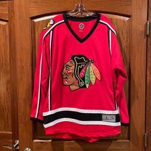 Chicago Blackhawks NHL Hockey Jersey Kane 88 Large